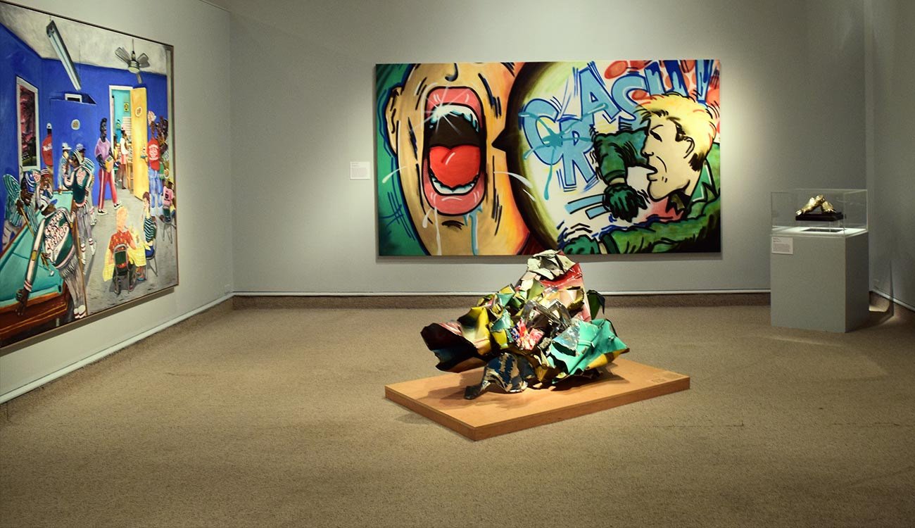 Pop Culture Selections From The Frederick R Weisman Art