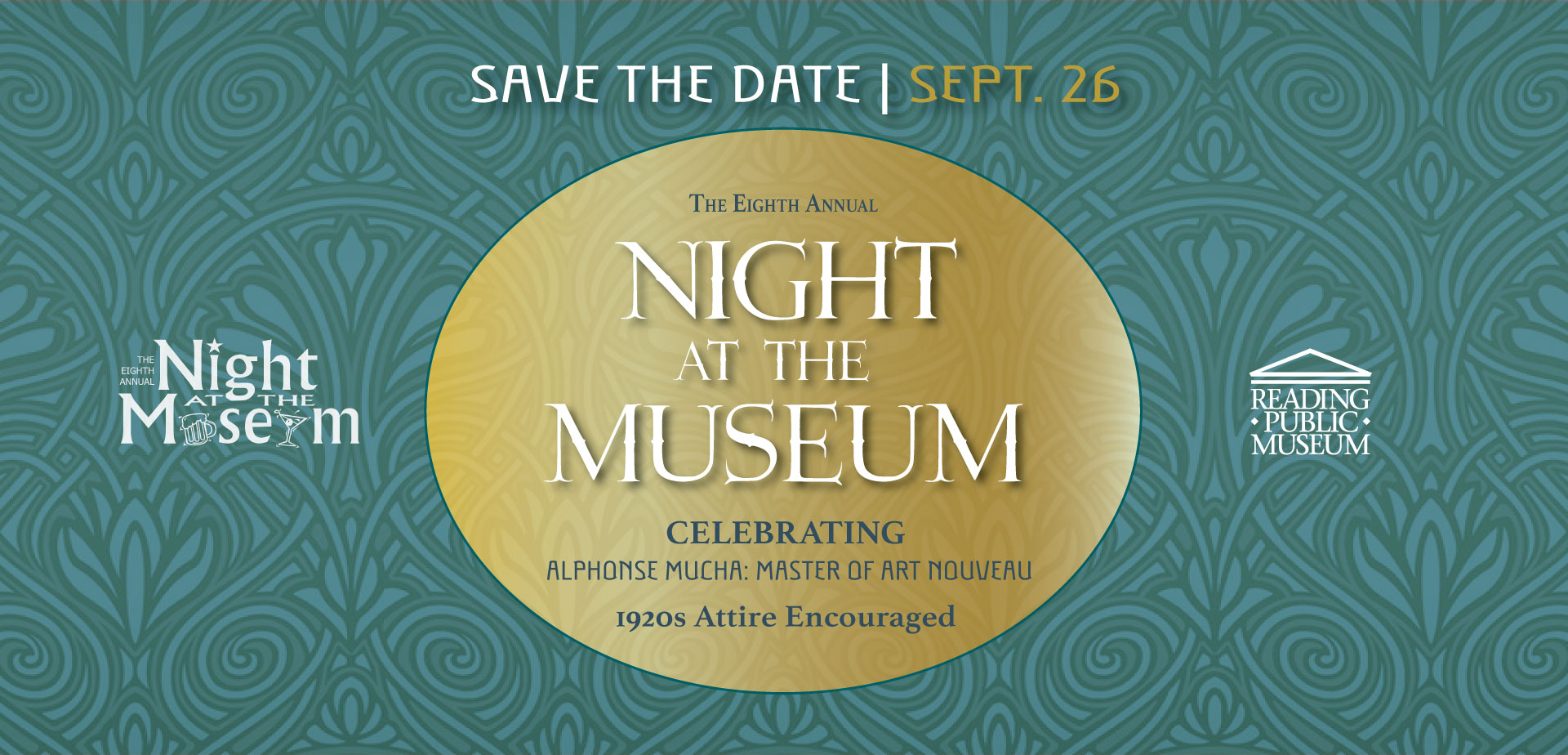 The Eighth Annual Night at The Museum