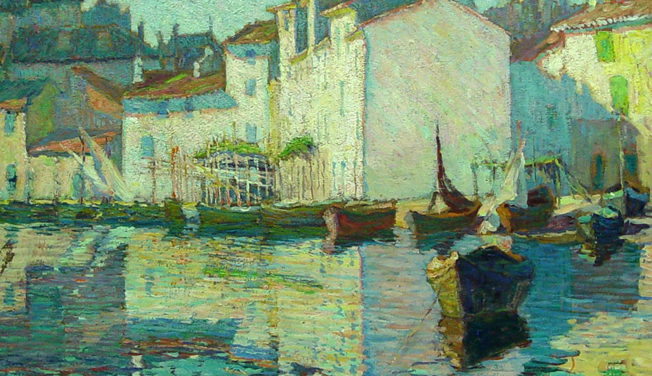 a report on the impressionistic period The first post-romantic movement we'll study is impressionism  accentuating  the effects of the passage of time), ordinary subject matter, inclusion ofmovement .